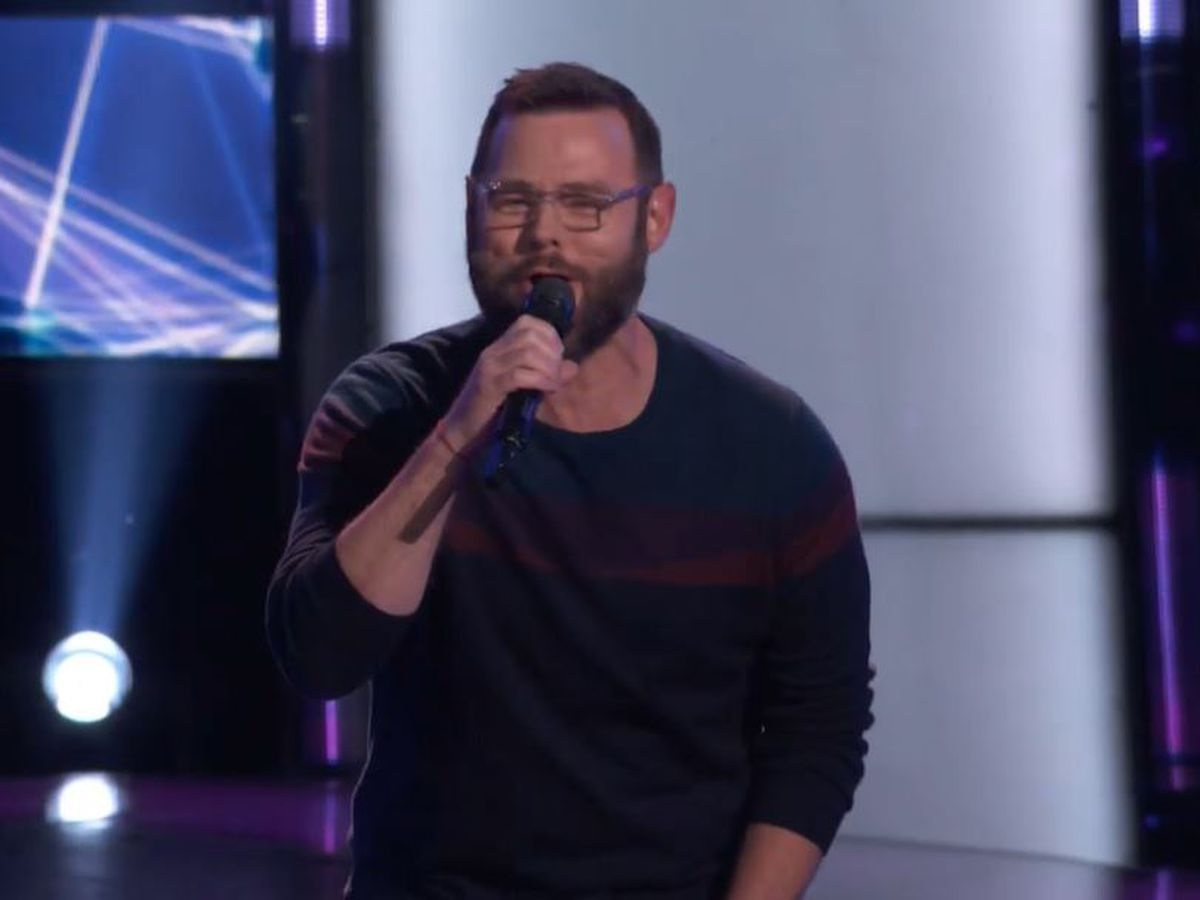 Mississippi pastor stuns judges on 'The Voice'