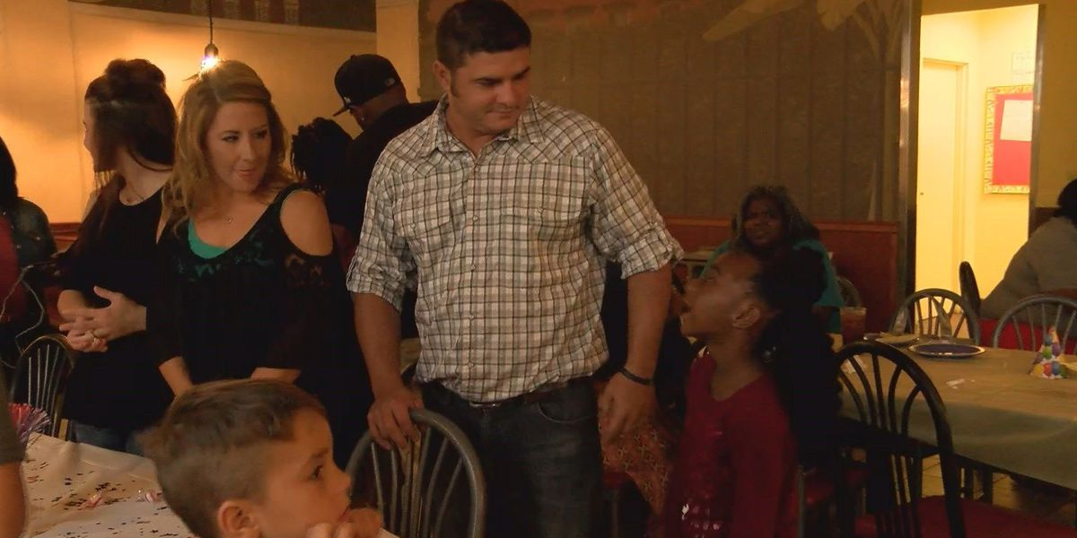 Firefighter honored for saving the life of 7 year old