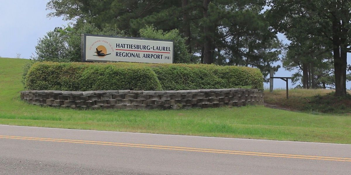 Hattiesburg-Laurel Regional Airport offers direct flights to DFW
