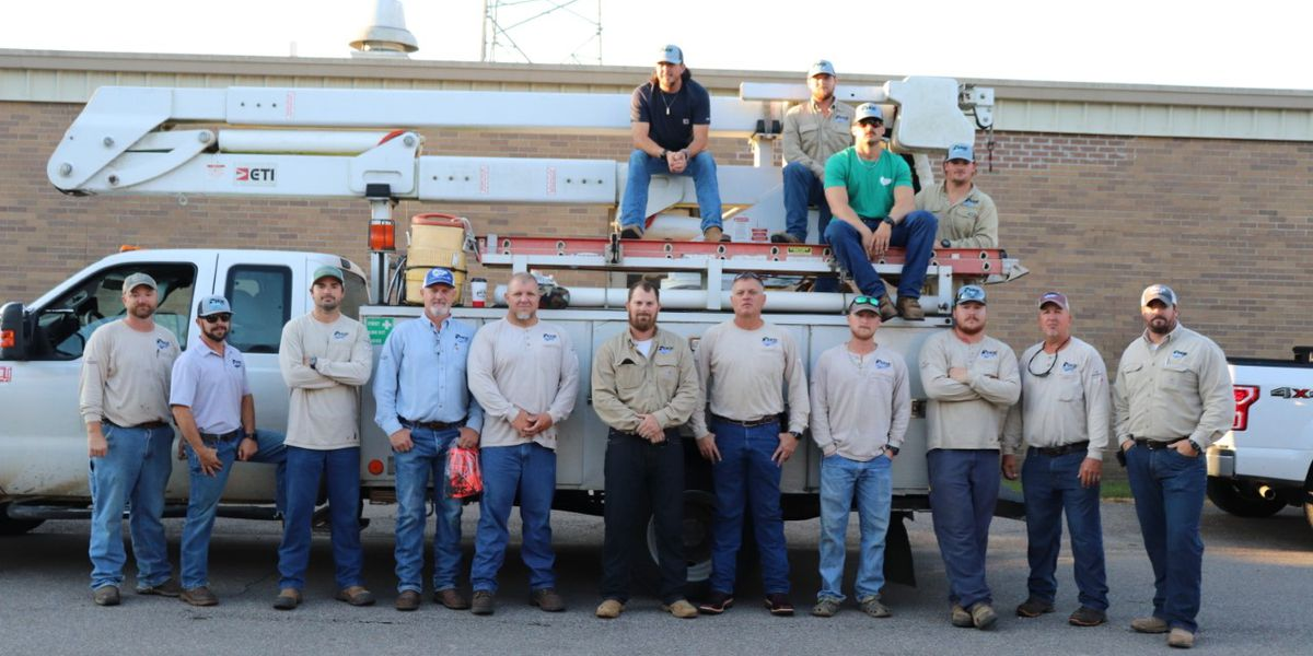 Pine Belt power companies assist in Hurricane Sally relief efforts