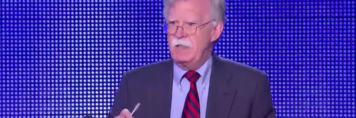 John Bolton: White House's Iran 'hawk'