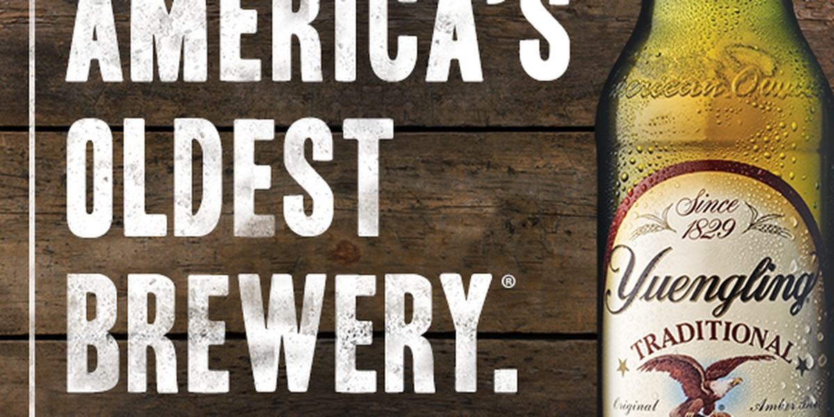 Yuengling now available in Mississippi