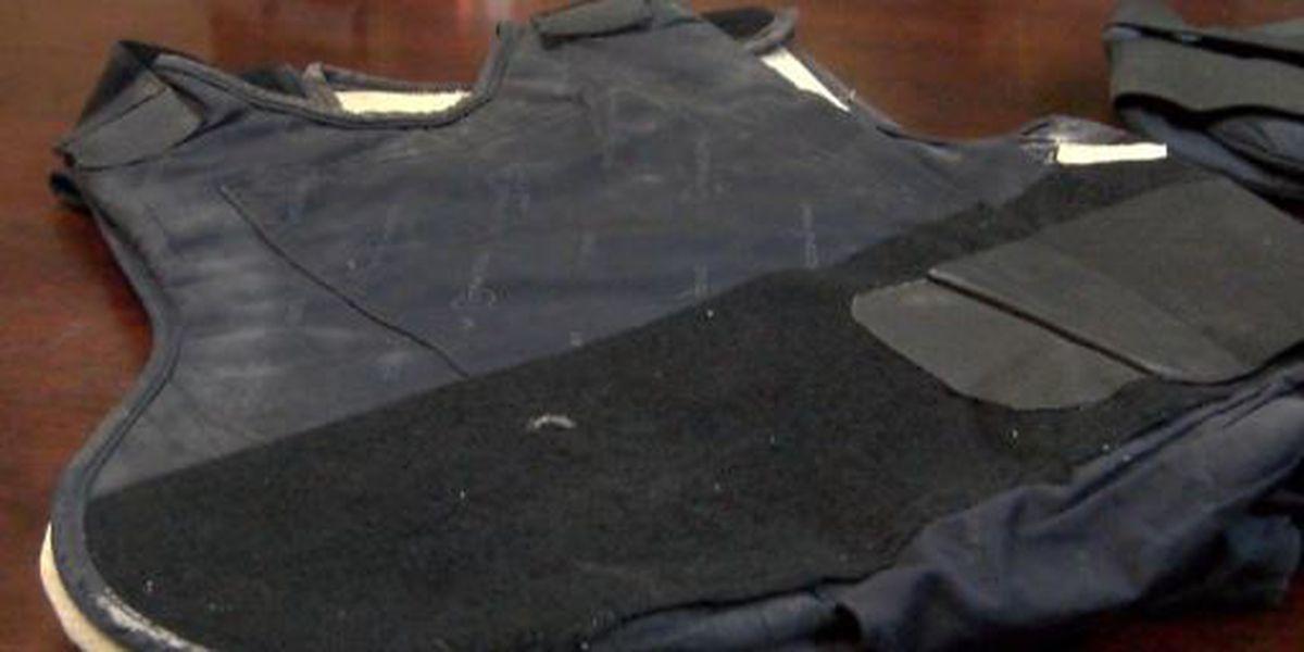 Wayne County Sheriff's Department lacks bulletproof vests