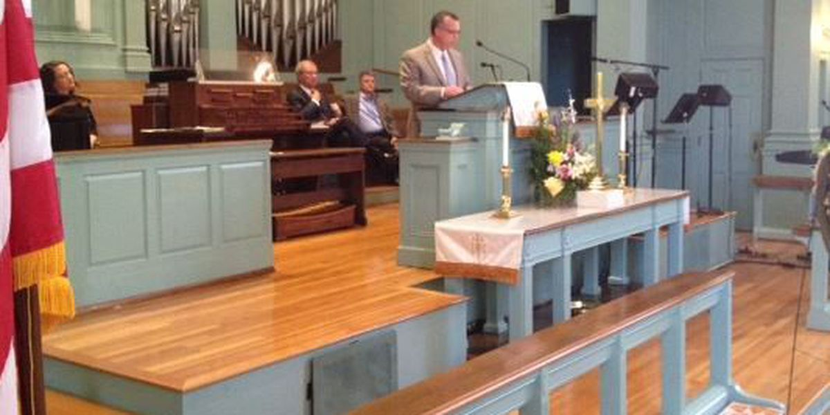 Jones County Sheriff's Department holds it's annual Peace Officers Memorial Day ceremony