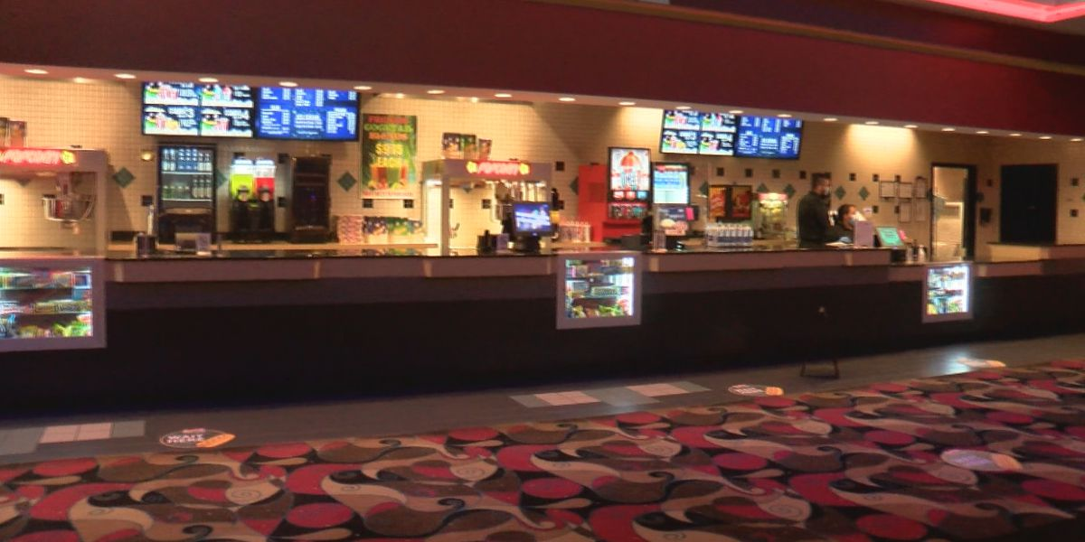 Southwest Movie Theaters in Hattiesburg, Laurel reopen