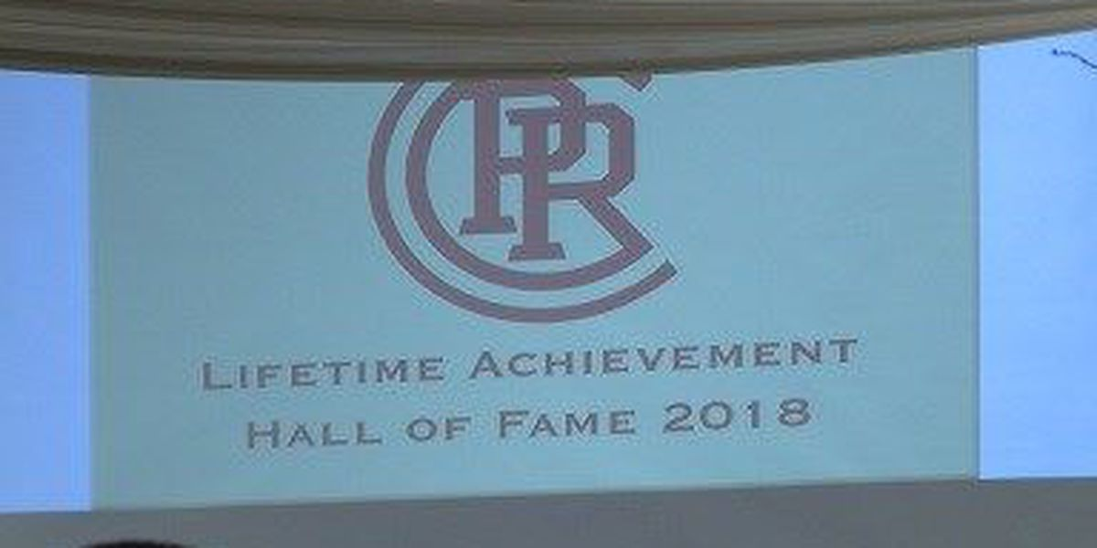 PRCC inducts five into Lifetime Achievement Hall of Fame