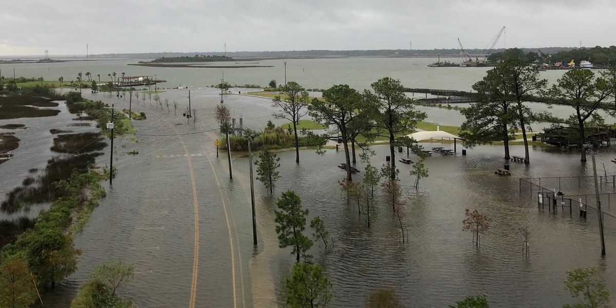 Mississippi officials give latest on Hurricane Sally