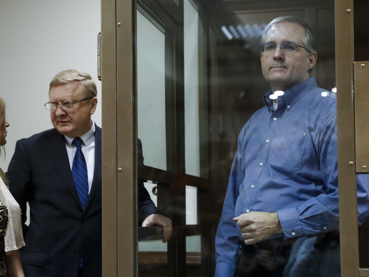 Lawyer says Paul Whelan, American detained in Russia, had classified docs on him