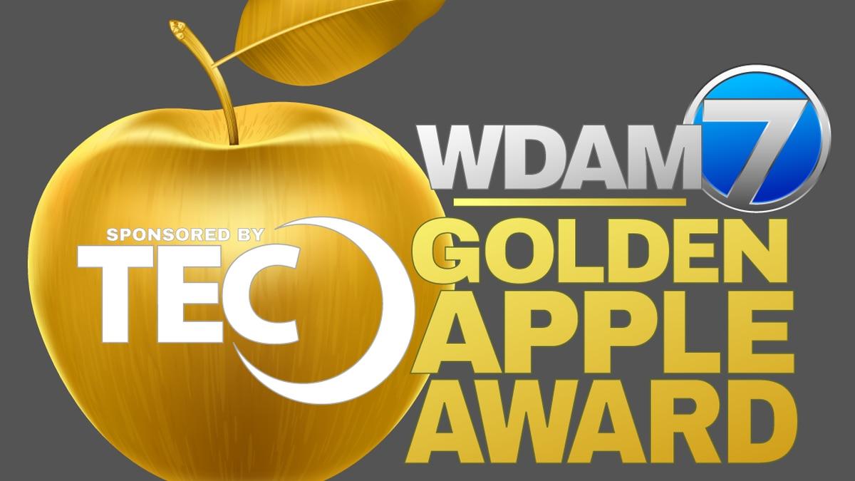 WDAM Golden Apple Award