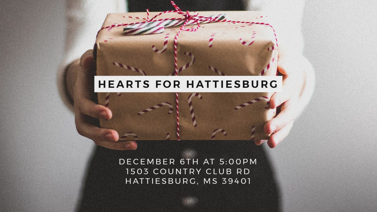 Vida hosting Hearts for Hattiesburg to help local families this Christmas
