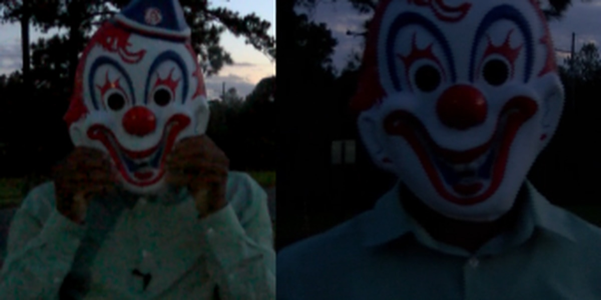 Clown costume sales increase at local store