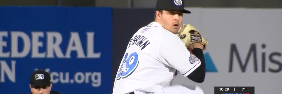 MSU product gets first Double-A win as Shuckers beat Biscuits 6-4