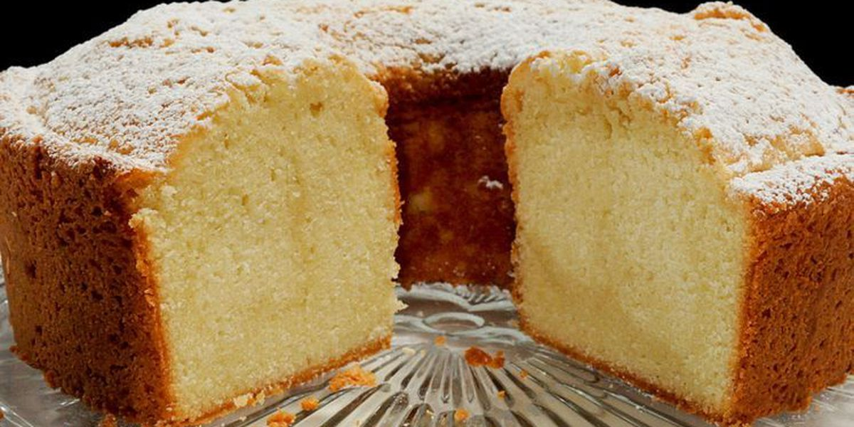 This recipe might be better than your mother's pound cake recipe