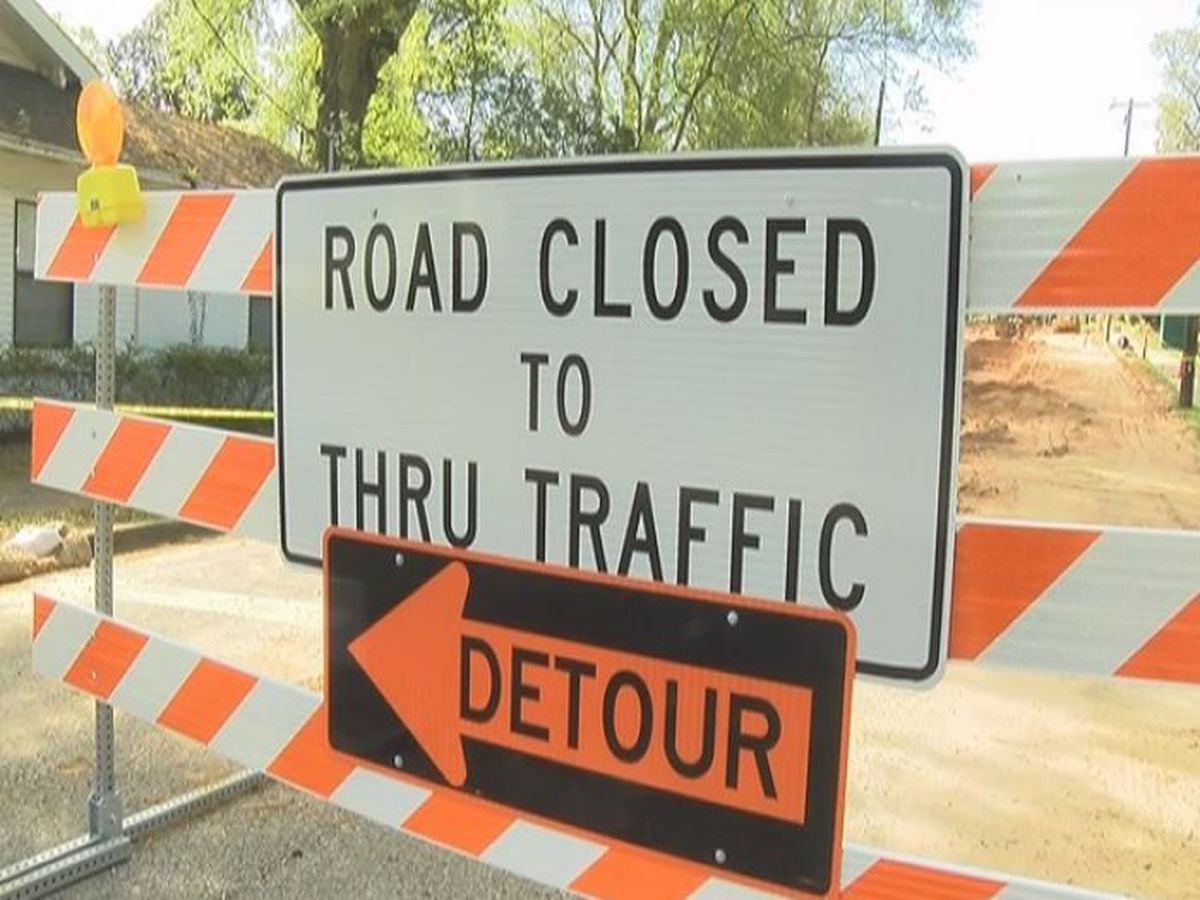 Two major improvement projects taking place in Laurel