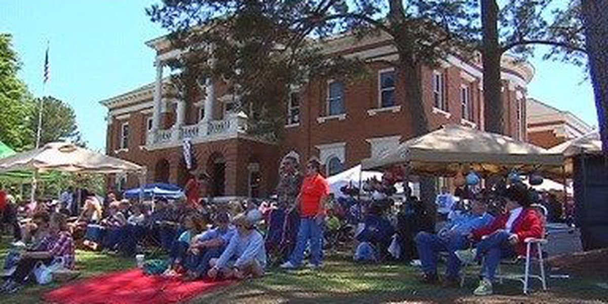 Thousands expected to visit Covington County Saturday for 27th Okatoma Fest