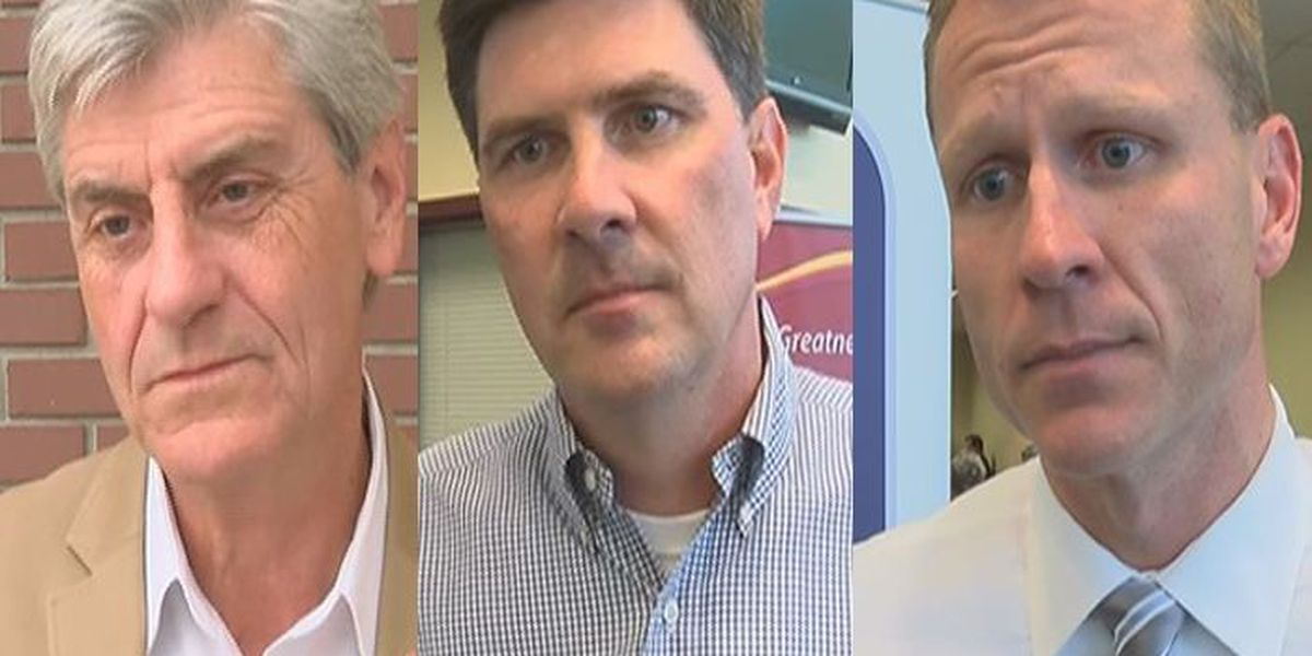 State politicians speak on state flag, same-sex marriage