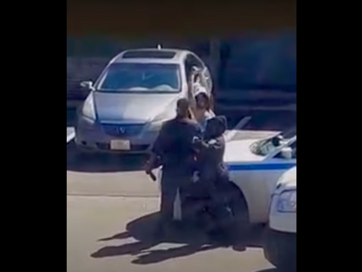 'Only in Jackson': Woman filmed twerking on JPD cruiser not to face charges