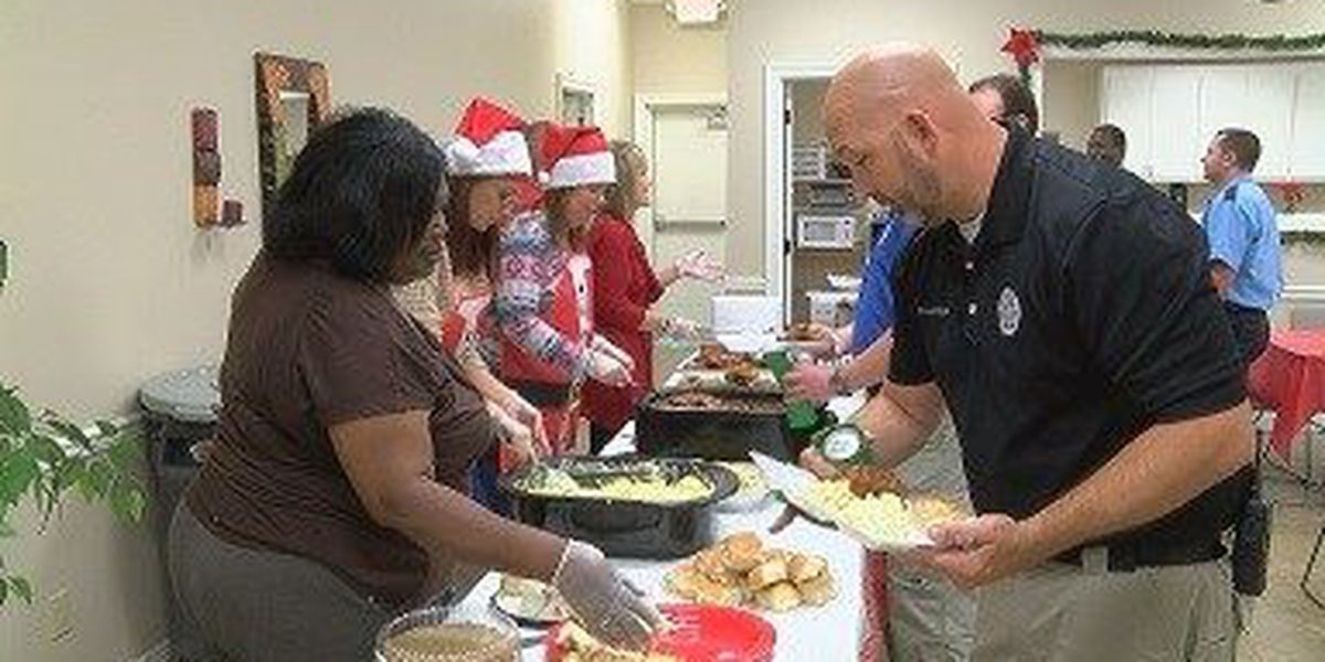 Pine Belt Mental Healthcare hosts annual luncheon for Marion first responders