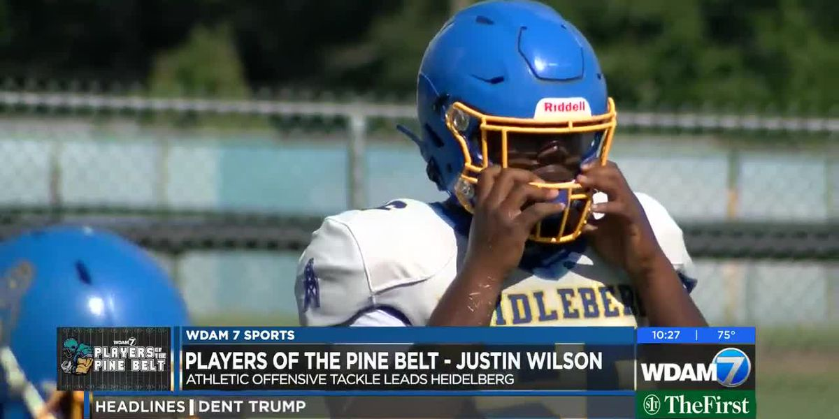 Players of the Pine Belt: Wilson, Heidelberg ready for 2019 football season