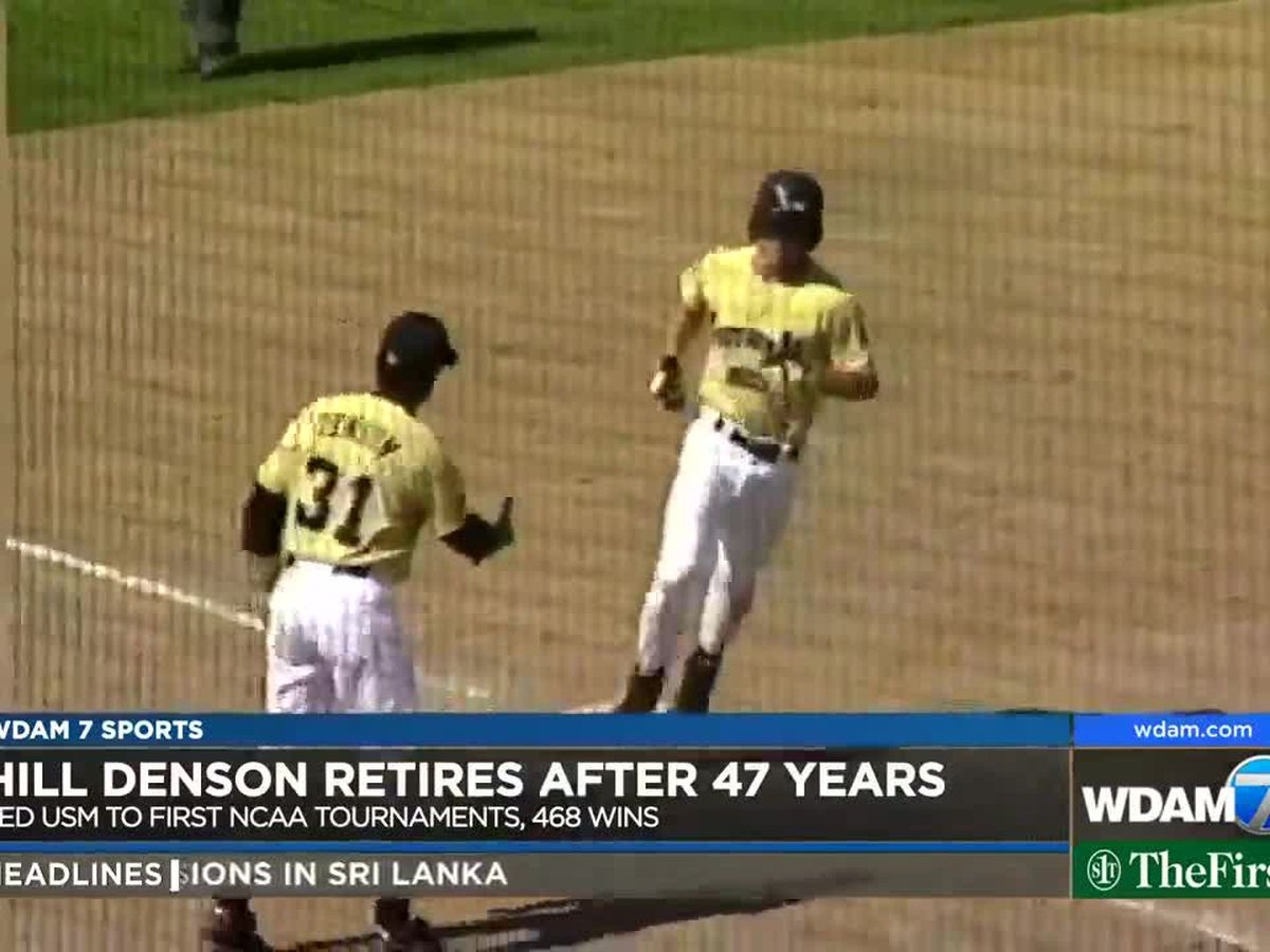 Hill Denson's time at USM the highlight of a storied coaching career