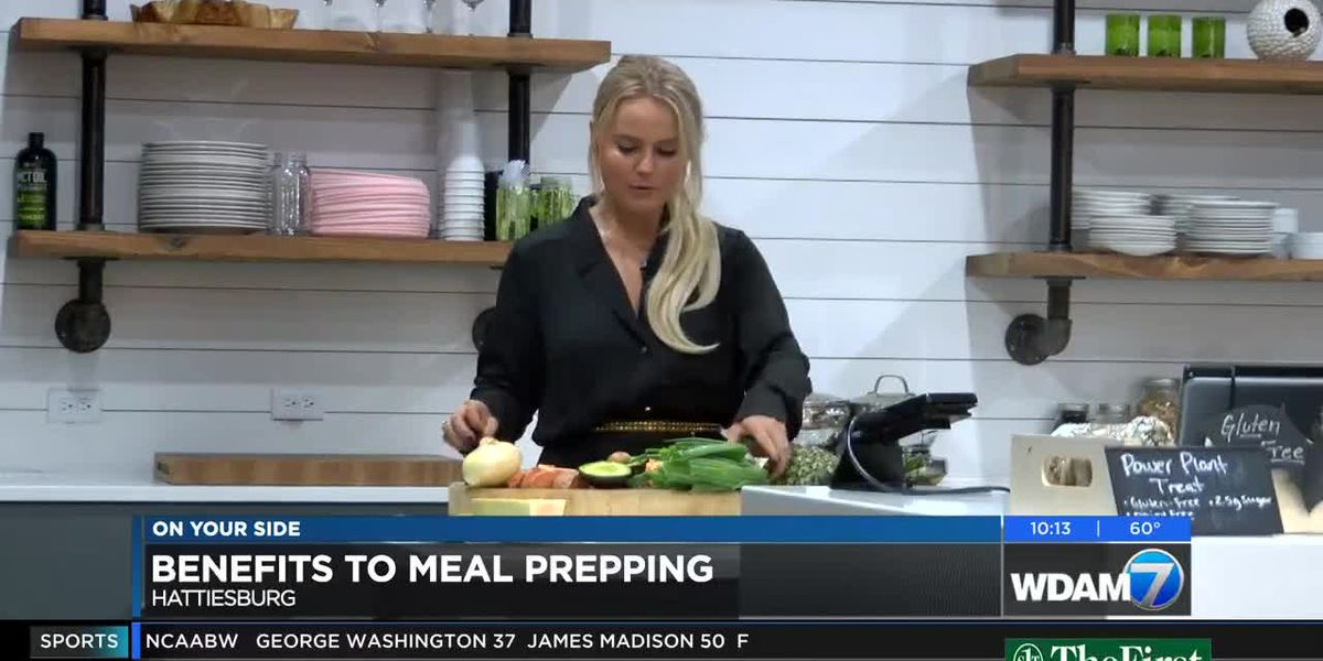 Pine Belt chef gives basics & benefits to meal prepping