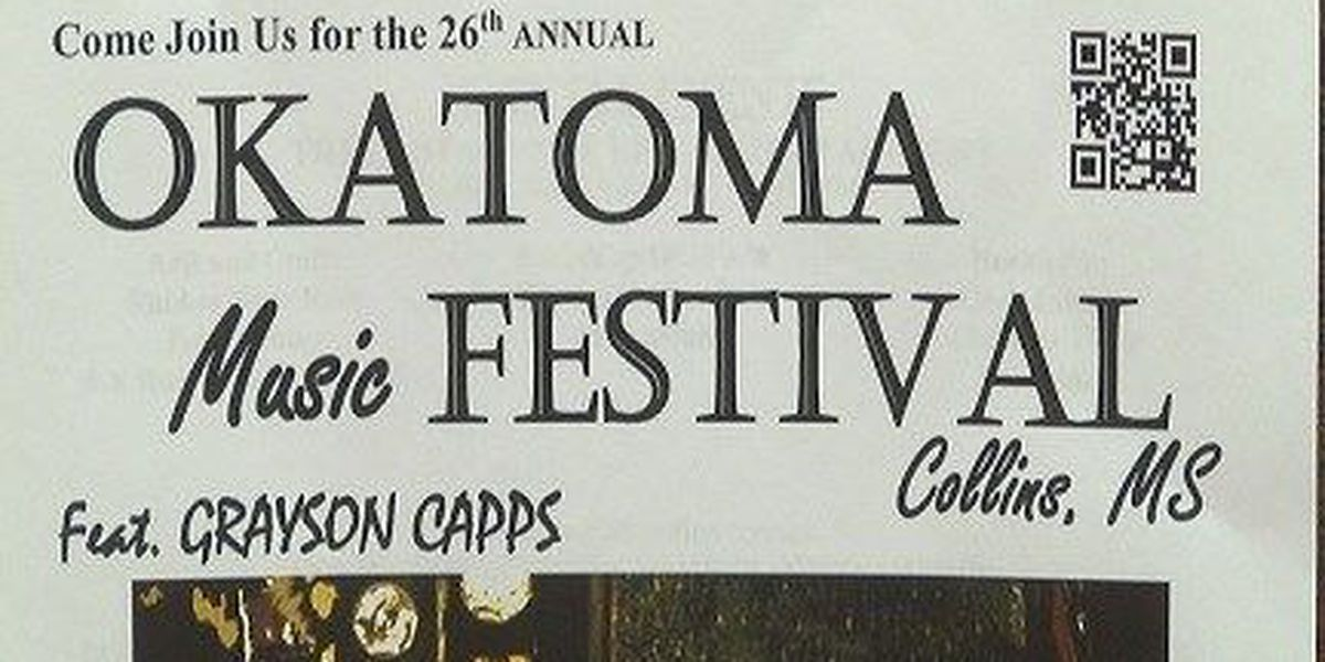 Annual Okatoma Fest to have more music this year