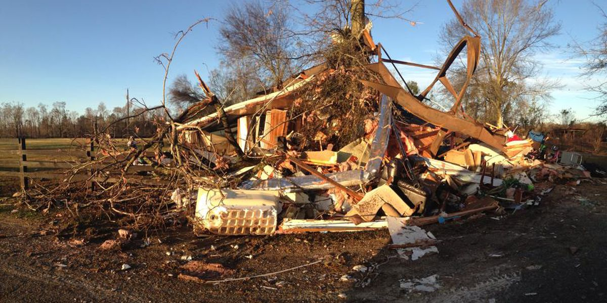 Marion Co. suffers extensive damage from tornado