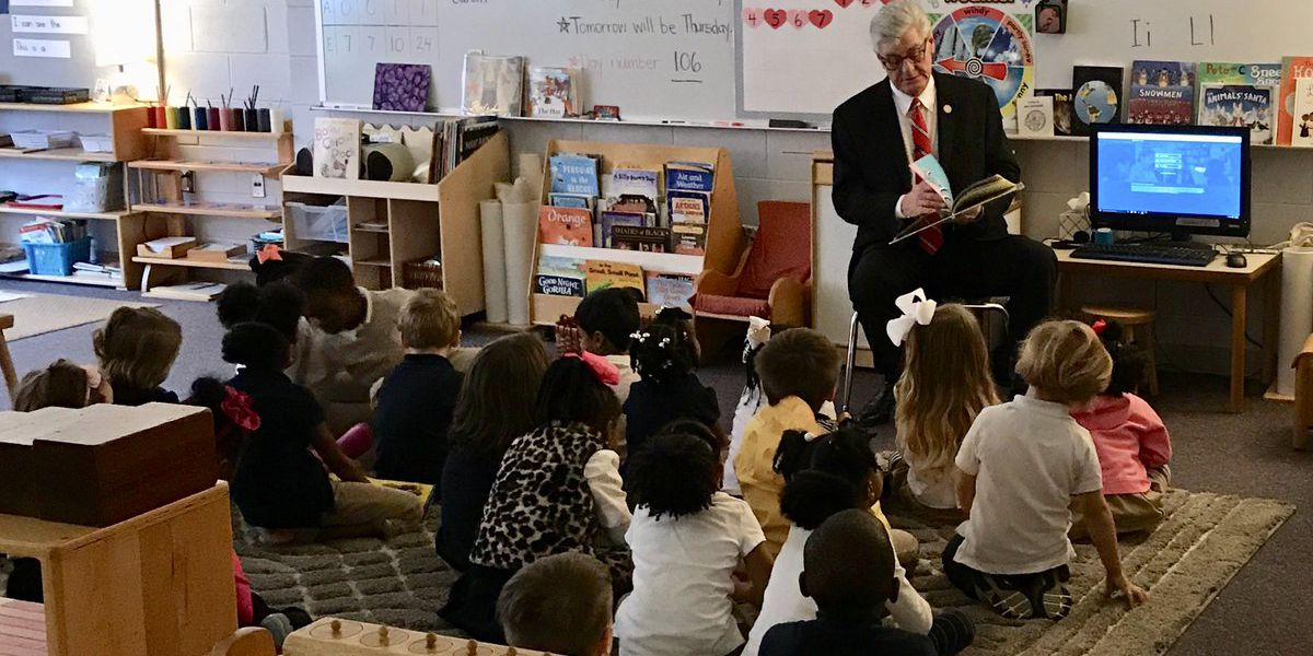 Mississippi receiving federal grant for preschool programs