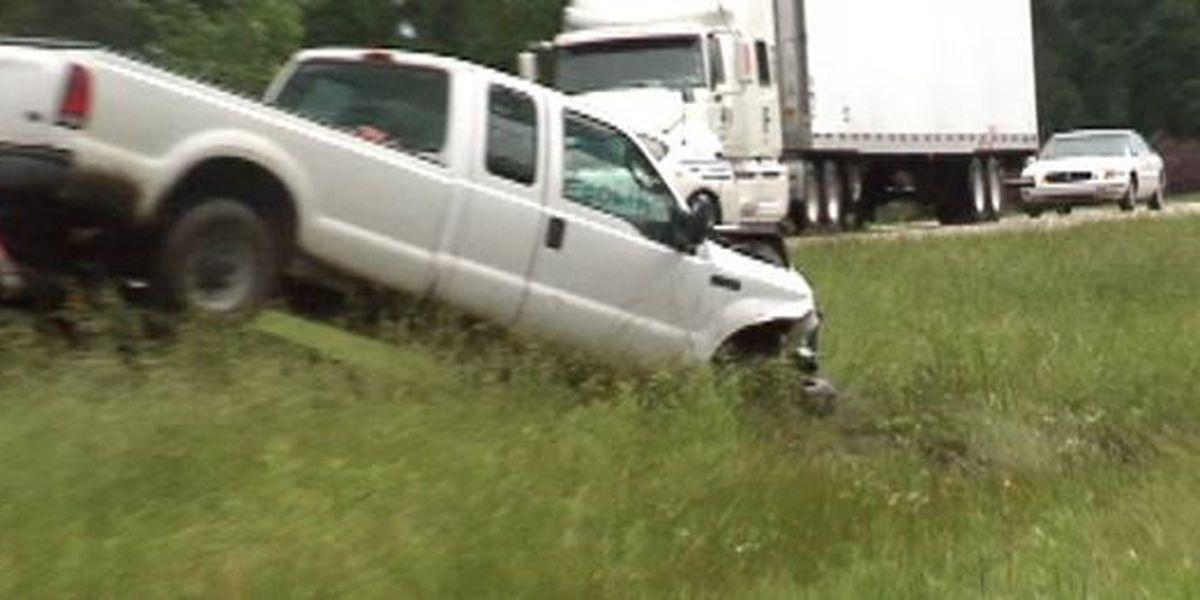 Accident on I-59 stalls traffic