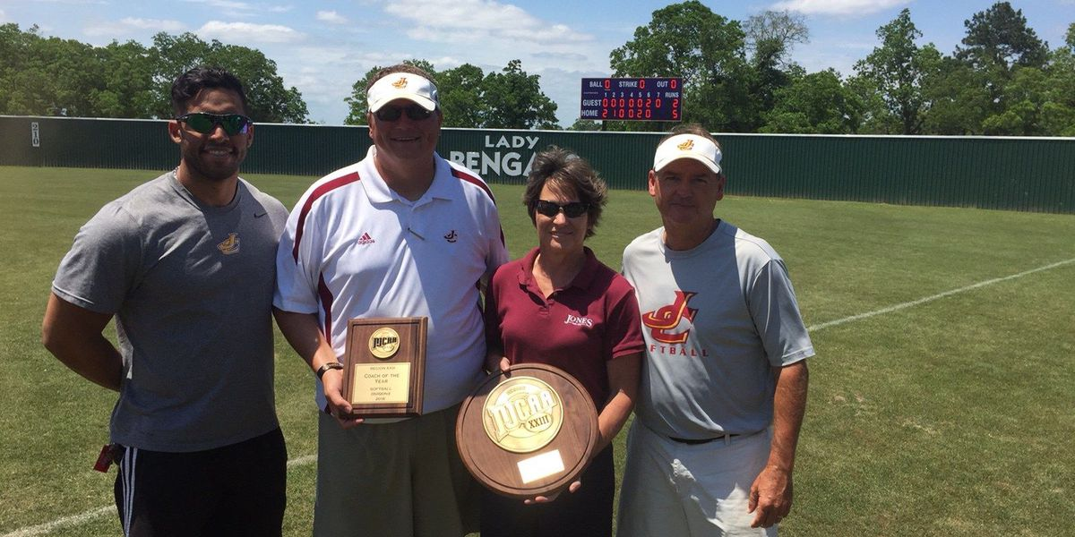JCJC coaches named NFCA DII National Coaching Staff of the Year