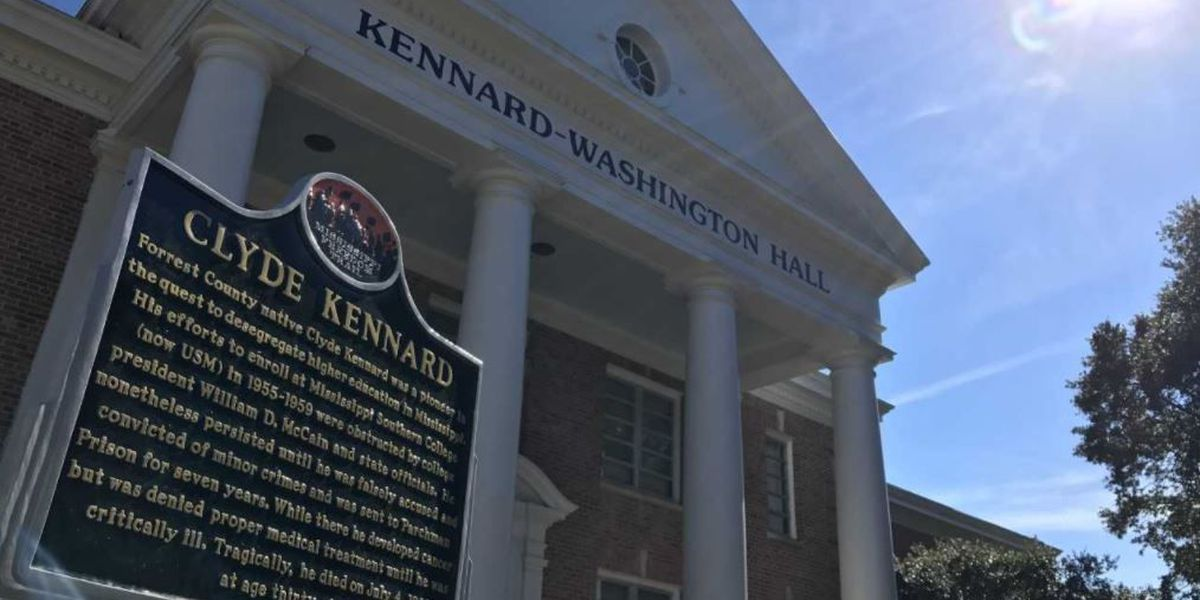 MS Freedom Trail marker honoring Clyde Kennard unveiled