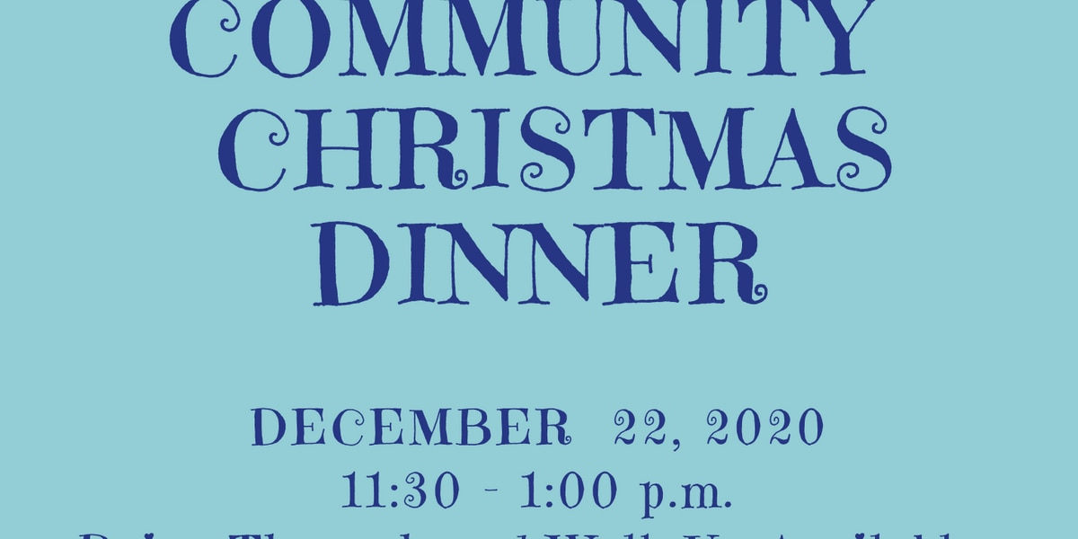 Christian Services offering annual Christmas lunch