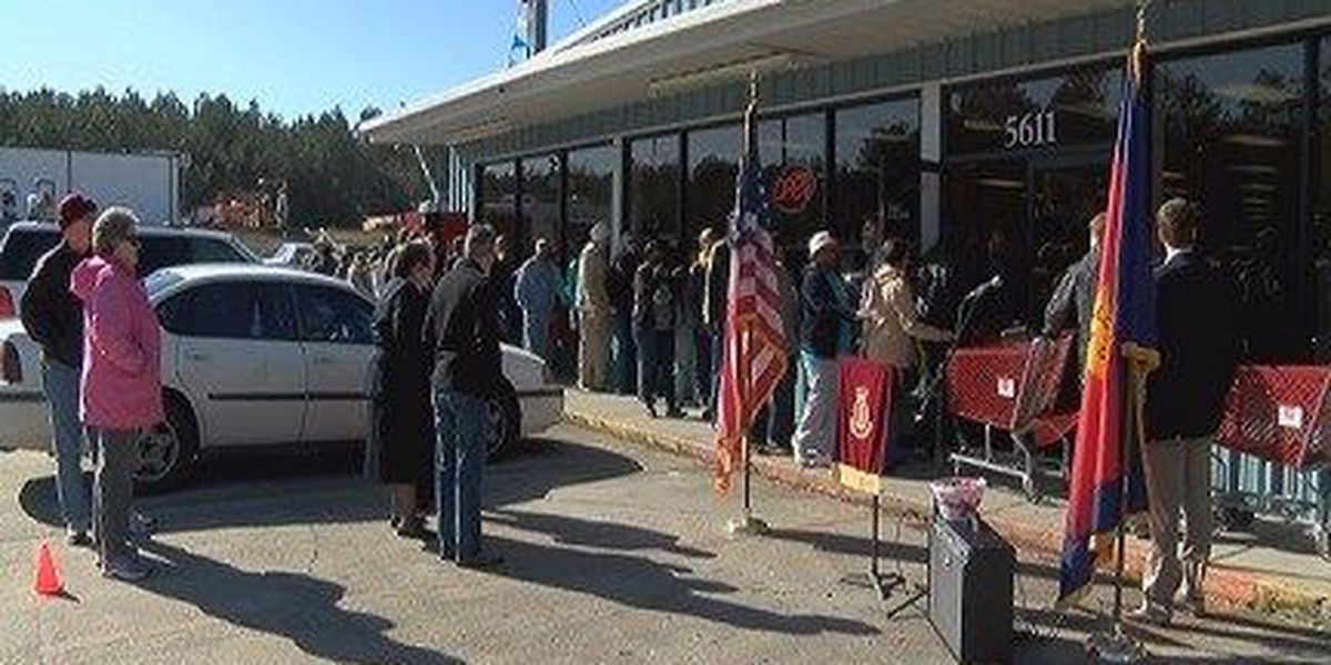 Hattiesburg Salvation Army store reopens after renovation