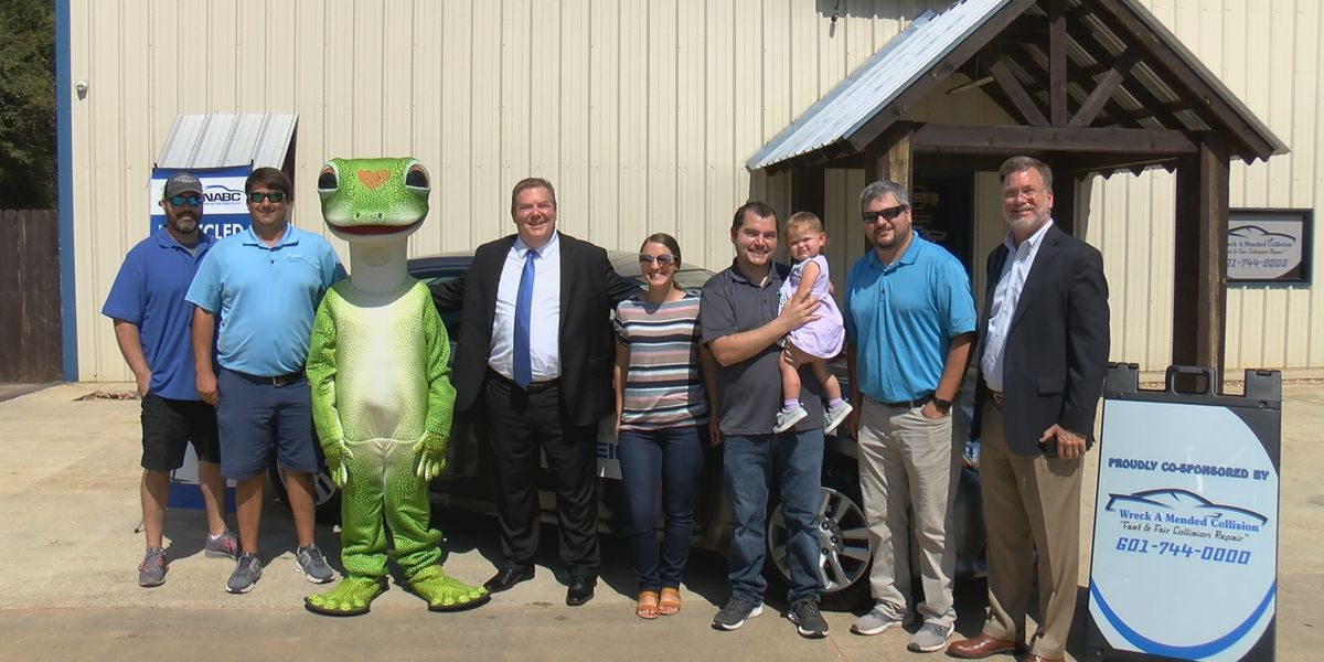 GEICO and Wreck-A-Mended team up to gift Baptist Children's Village