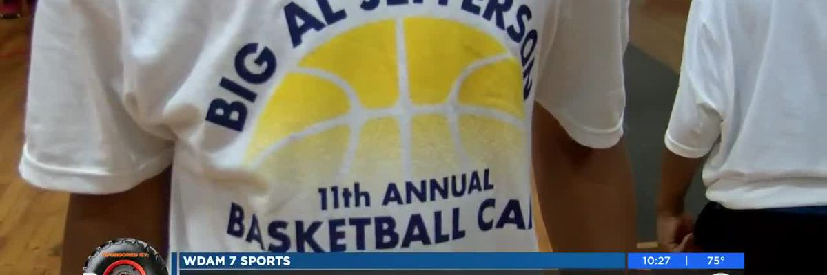 Al Jefferson returns to Prentiss, hosts 11th annual camp