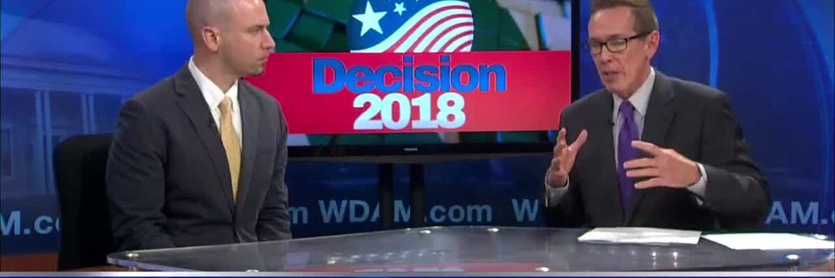 Decision 2018: WDAM 7 election night update at 9 p.m.