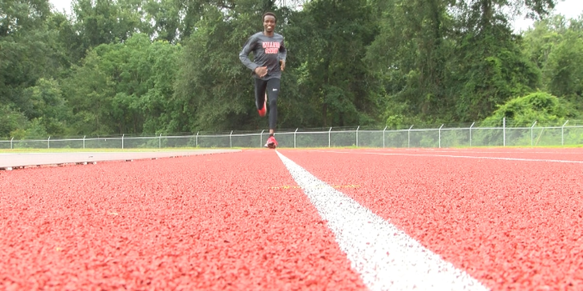 William Carey track star finds success through challenges