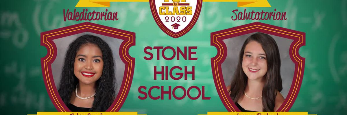 Top of Class: Stone High School