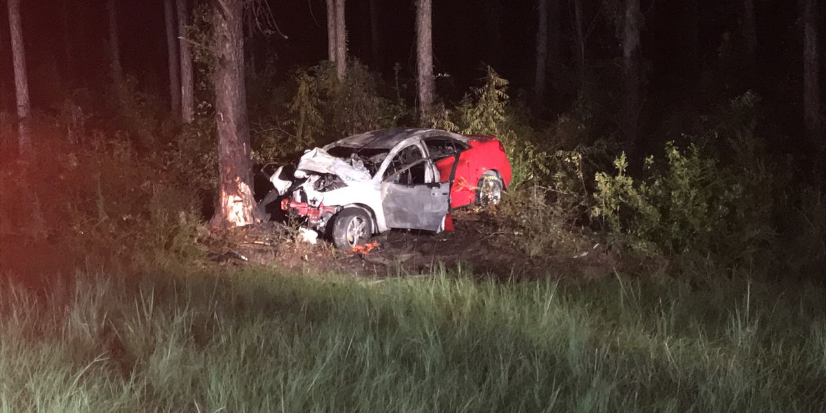 Woman killed in Forrest Co  crash identified