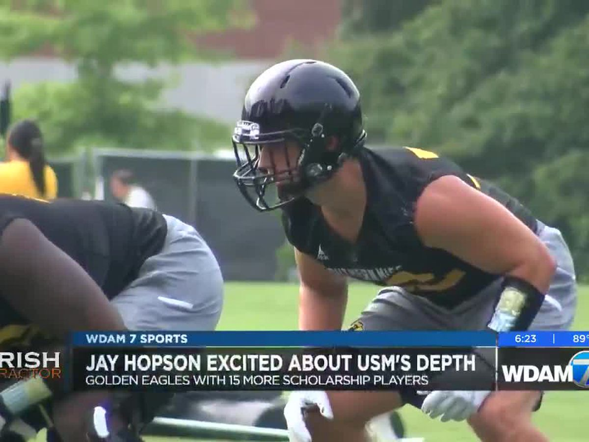 USM enters season with added depth