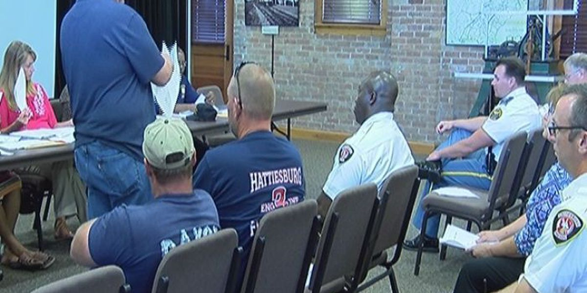 Hub City firemen question alleged improper pay