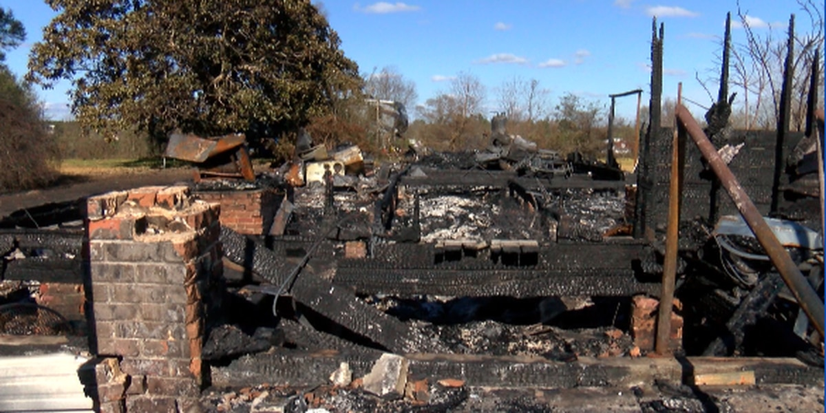 Marion County family's home destroyed in house fire