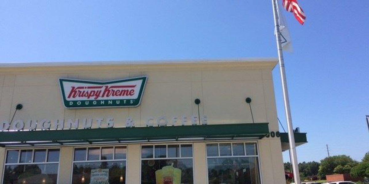 Krispy Kreme to host Cops on Shops for Special Olympics