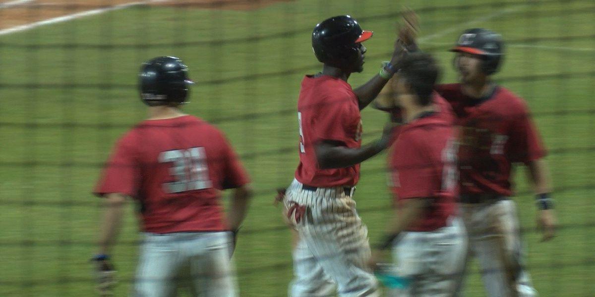 William Carey baseball sweeps Eureka College