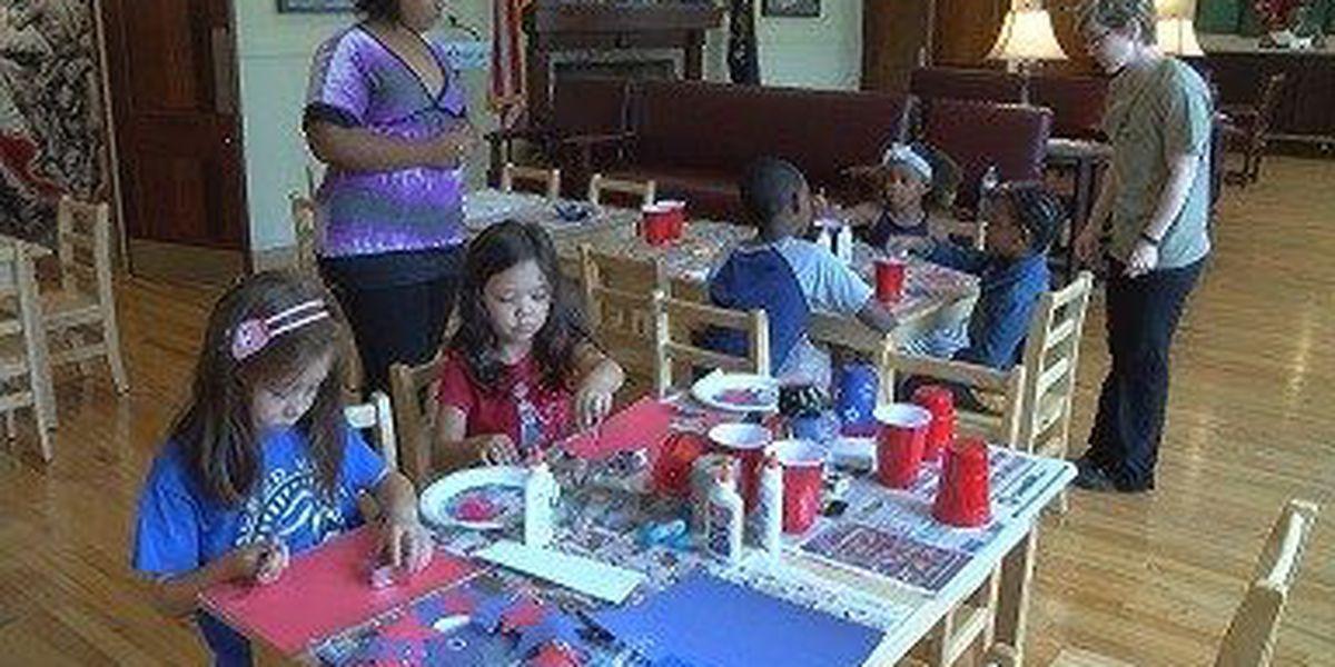 Hattiesburg museum hosts 4th of July craft event for children