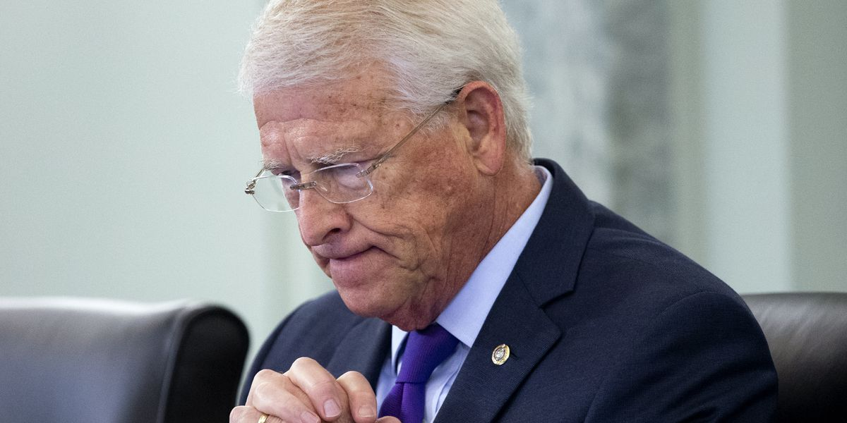 Although disappointed, Sen. Wicker says he accepts Joe Biden will be the next president