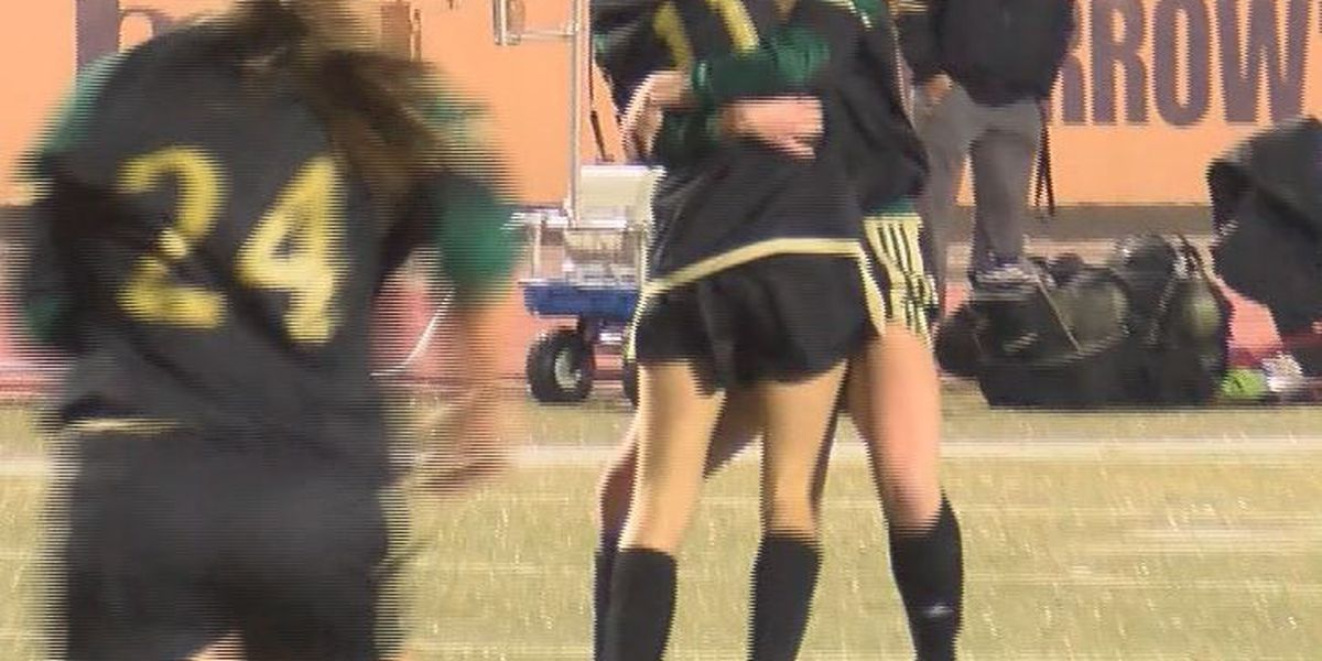 West Jones Girls Soccer defeated the Hattiesburg Tigers in the first round of the playoffs
