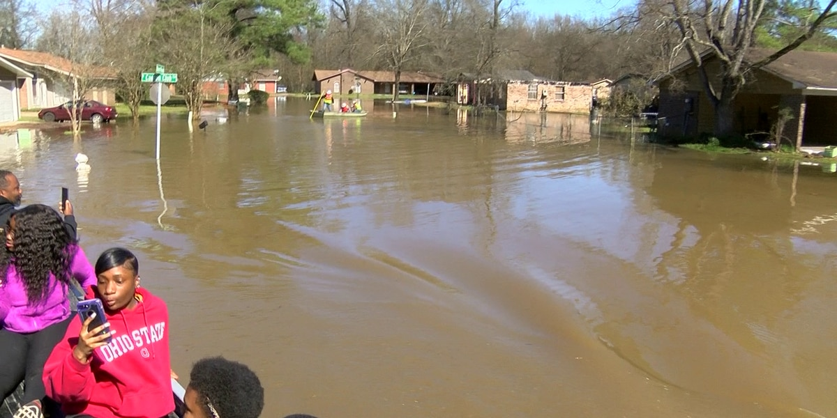 MEMA: 450 homes damaged in Hinds and Madison Co. as result of flooding