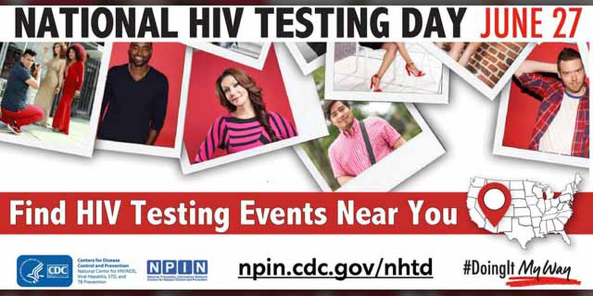 Free HIV testing available event in Hattiesburg canceled