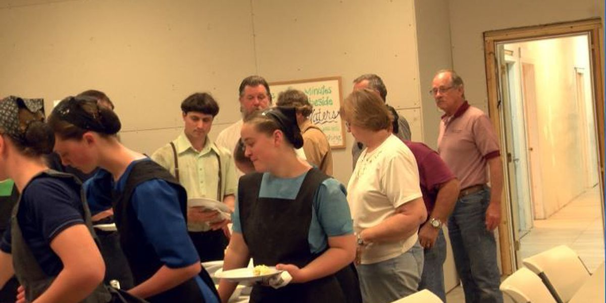 Mennonite Disaster Service honored for tornado recovery efforts